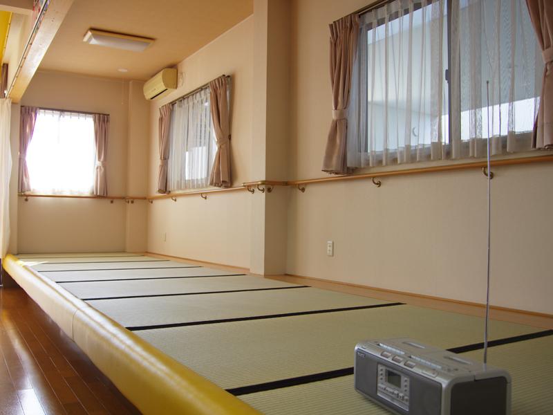 みんなの家 ヤマボウシ畳スペース